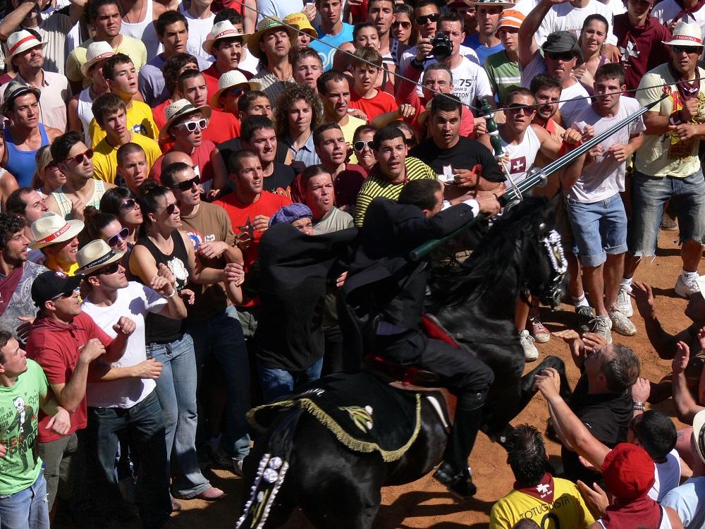 Festes patronals de Menorca