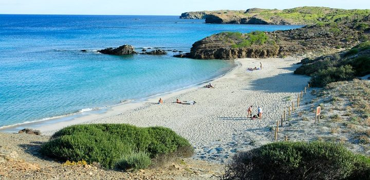 Playa de Presili y Cala Tortuga