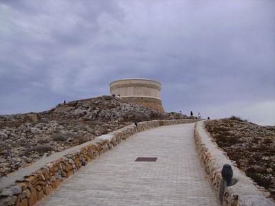 Torre de la Isla de Ses Sargantanes