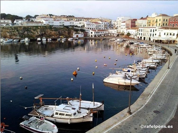 Cales Fonts Menorca